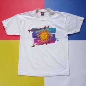 Vintage Mishawaka Summerfest 1995 Graphic Shirt